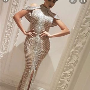 Gorgeous couture gown